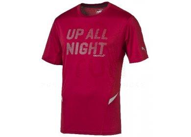 8199ec6851996 Puma Tee-shirt Night Cat Logo M pas cher - Destockage running ...