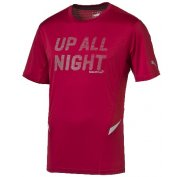 Puma Tee-shirt Night Cat Logo M