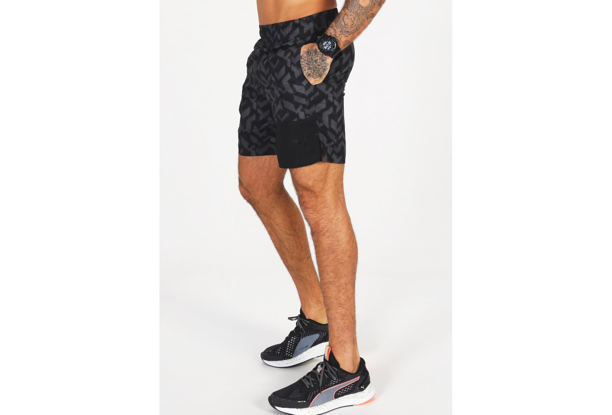 Puma Train AOP M vêtement running homme