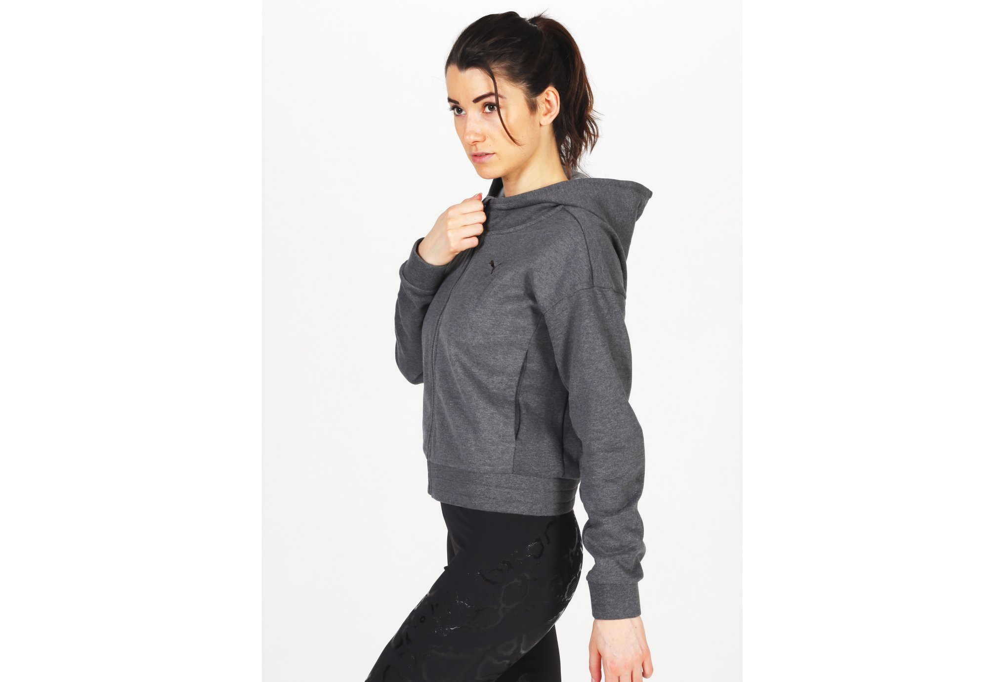 Puma Train Favorite Fleece W vêtement running femme