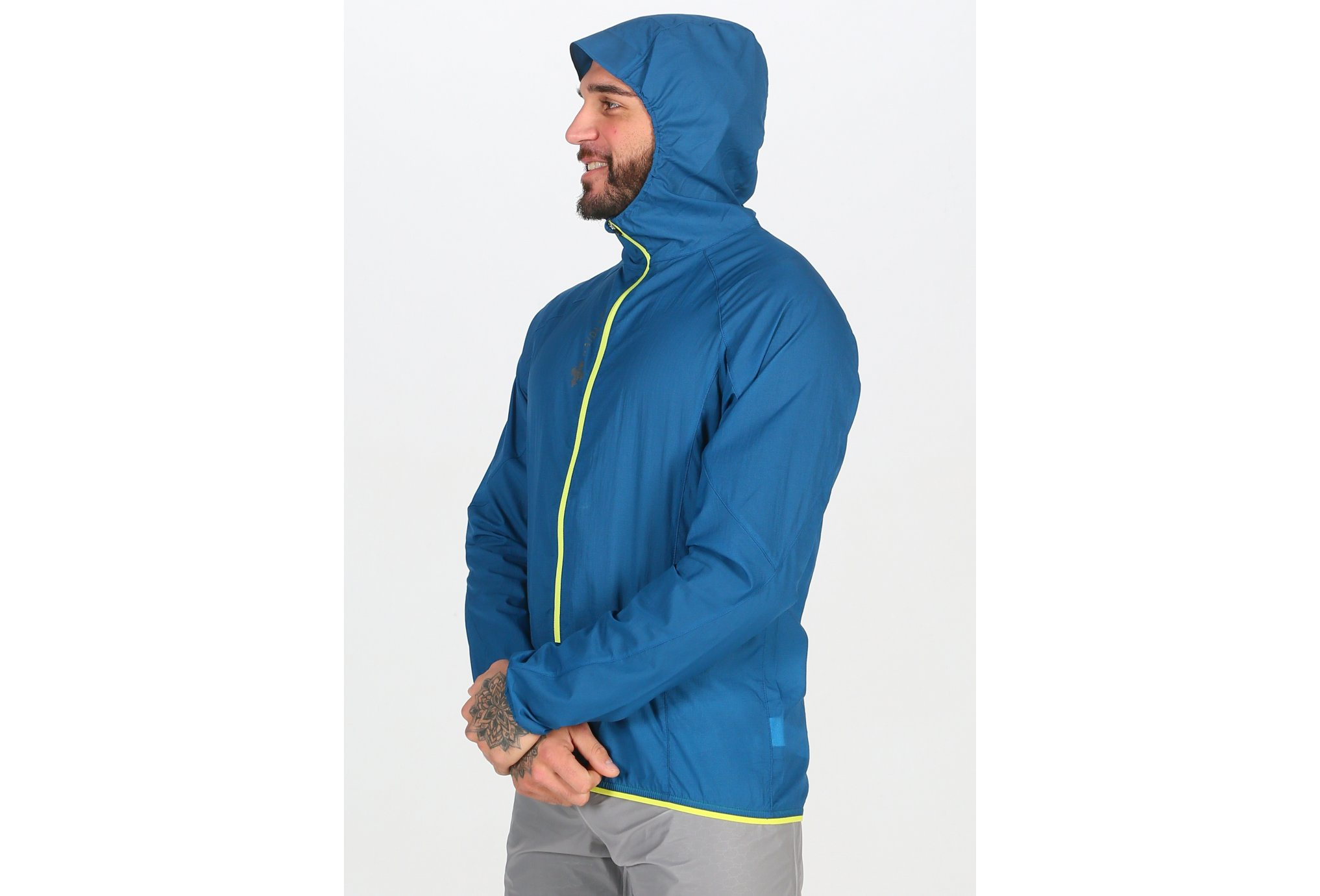 Raidlight Activ Windproof M vêtement running homme