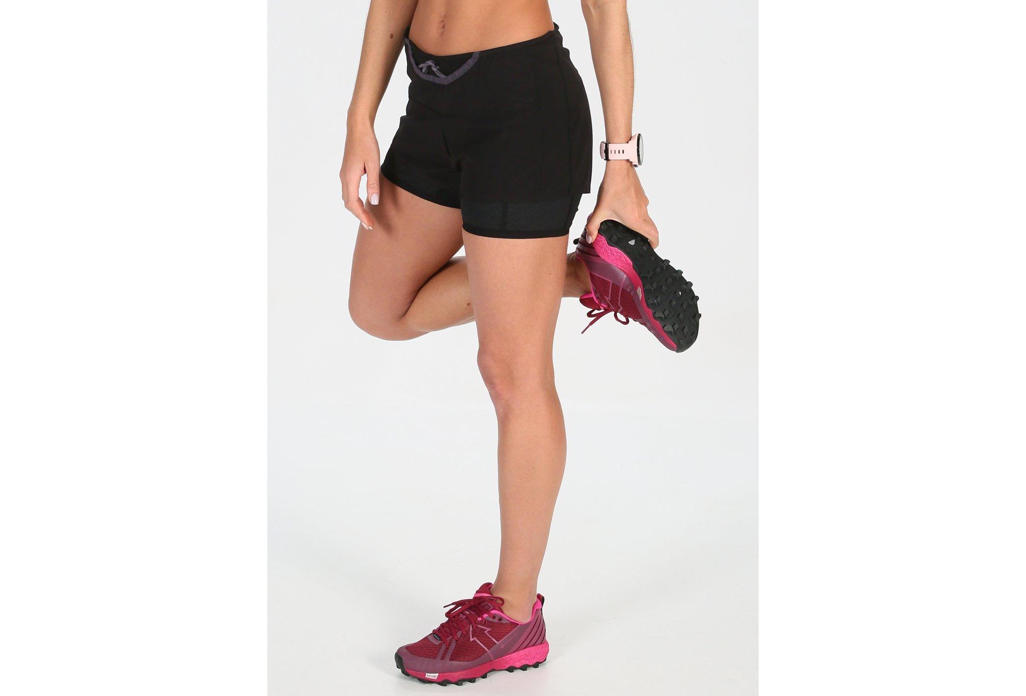 Raidlight Responsiv 2 en 1 W vêtement running femme