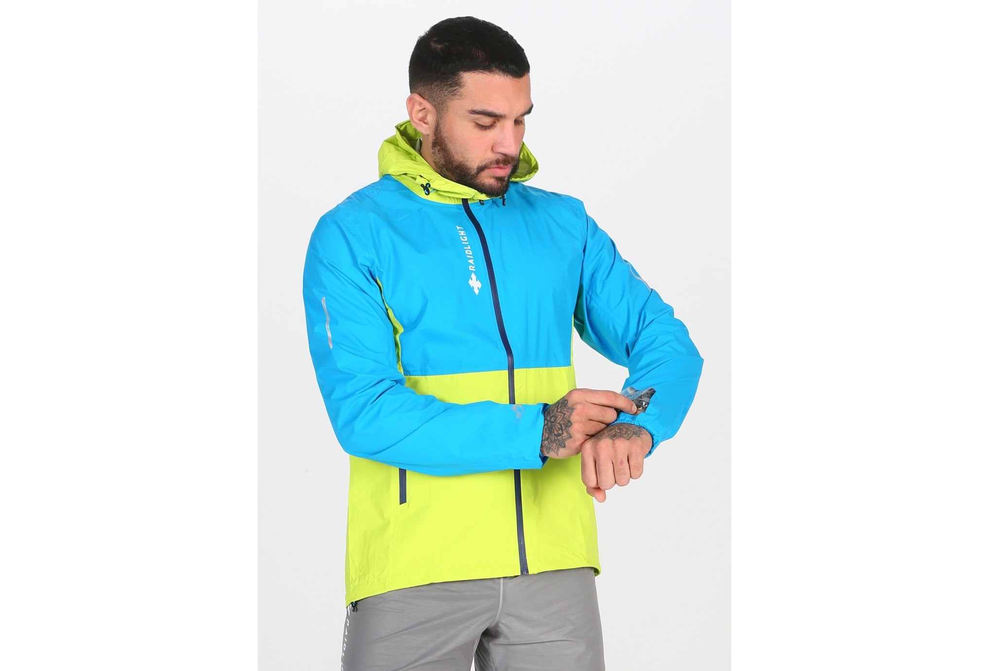 Raidlight Responsiv MP+ M vêtement running homme