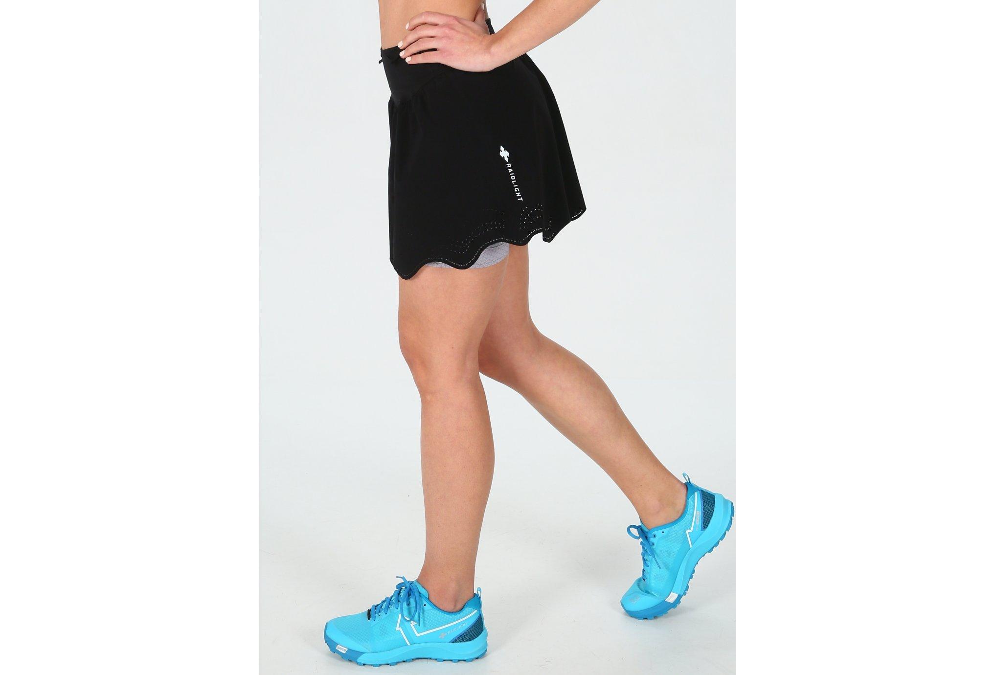Raidlight Revolutiv Skort W vêtement running femme