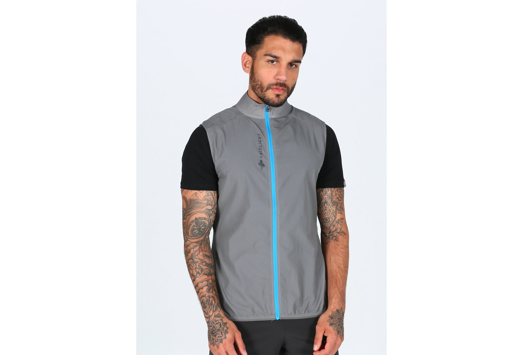 Raidlight Ultra Windproof M vêtement running homme