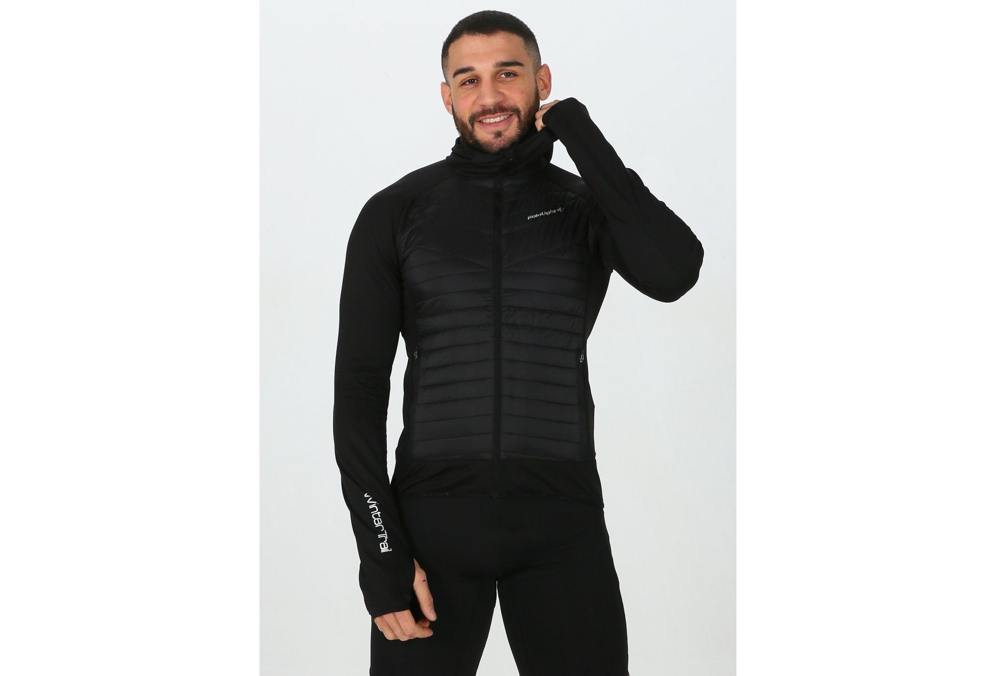 Raidlight Wintertrail Hybrid M Diététique Vêtements homme