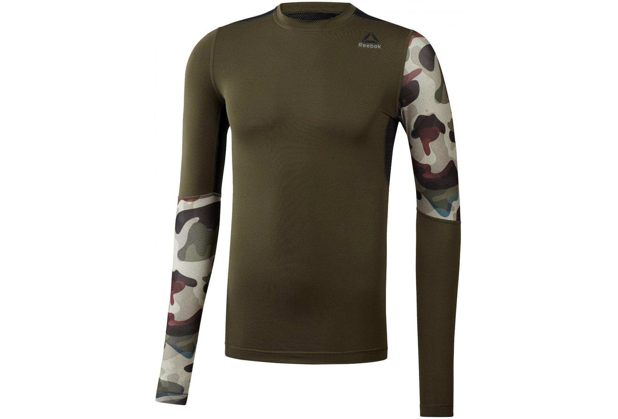 Reebok Activchill compression graphic m vêtement running homme