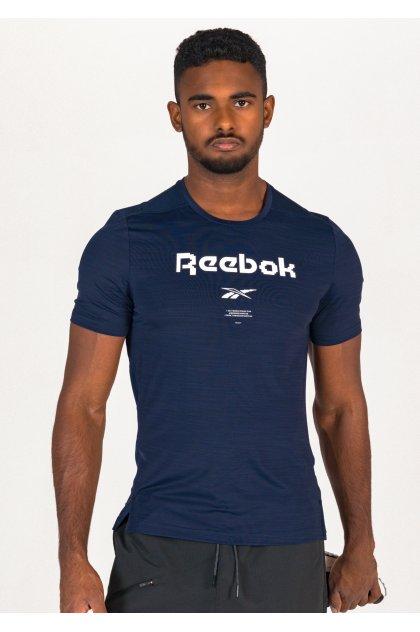 Reebok camiseta manga corta ActivChill Graphic Move