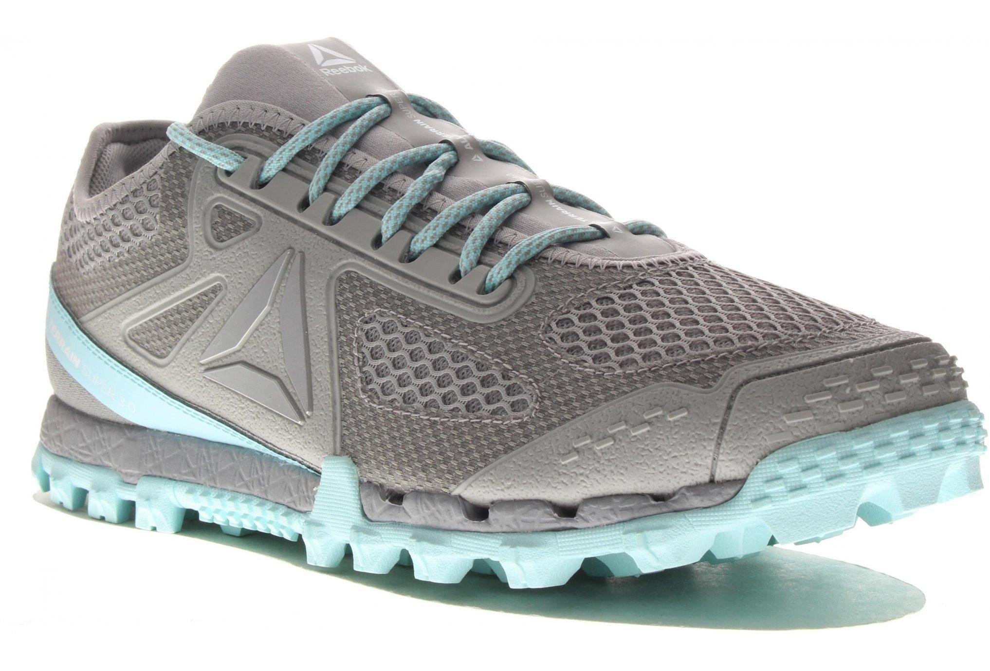 Reebok All Terrain Super 3.0 , Chaussures de Trail Running