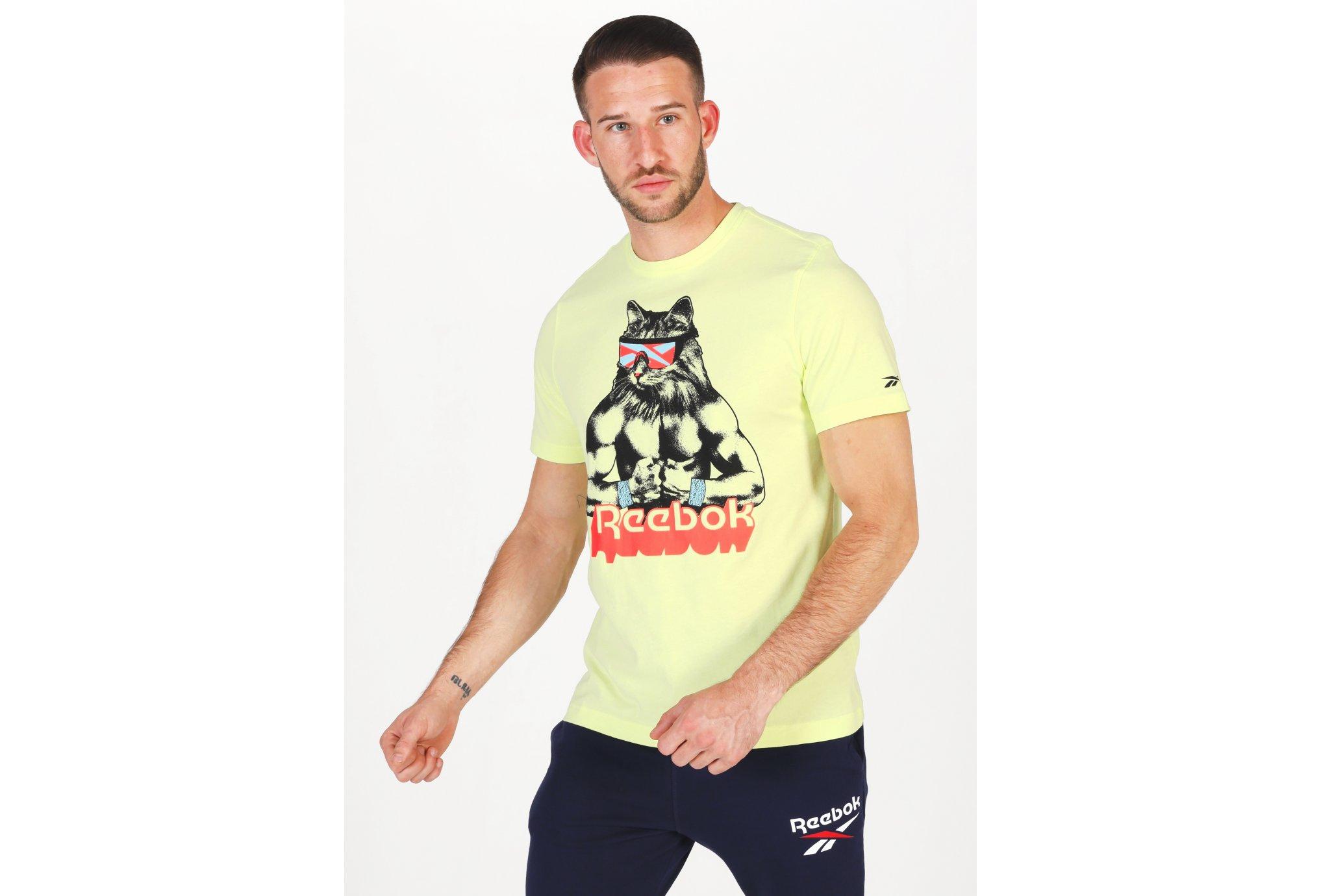 Reebok Animal M vêtement running homme