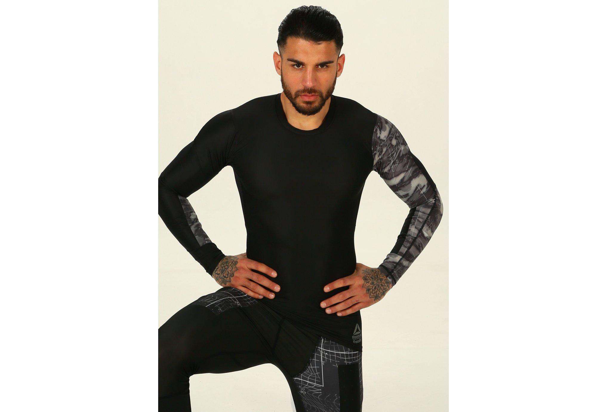 Reebok Compression CrossFit M vêtement running homme