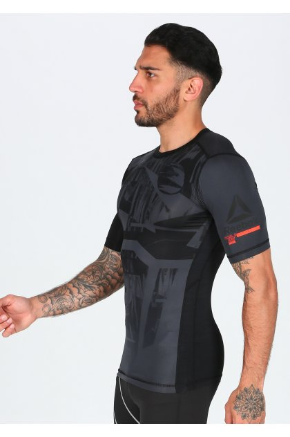 Reebok Camiseta manga corta Compression Training