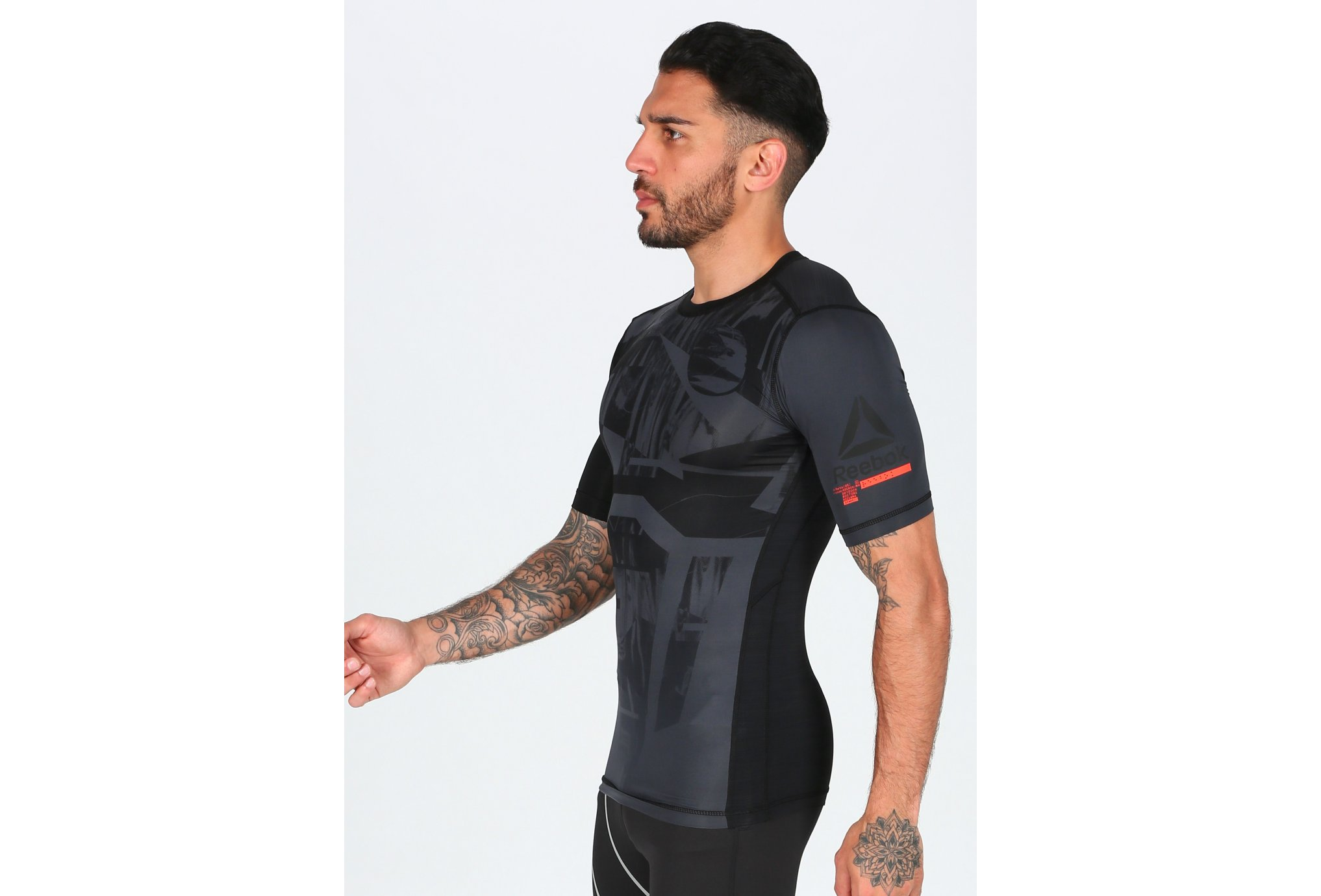 Reebok Compression Training M Diététique Vêtements homme