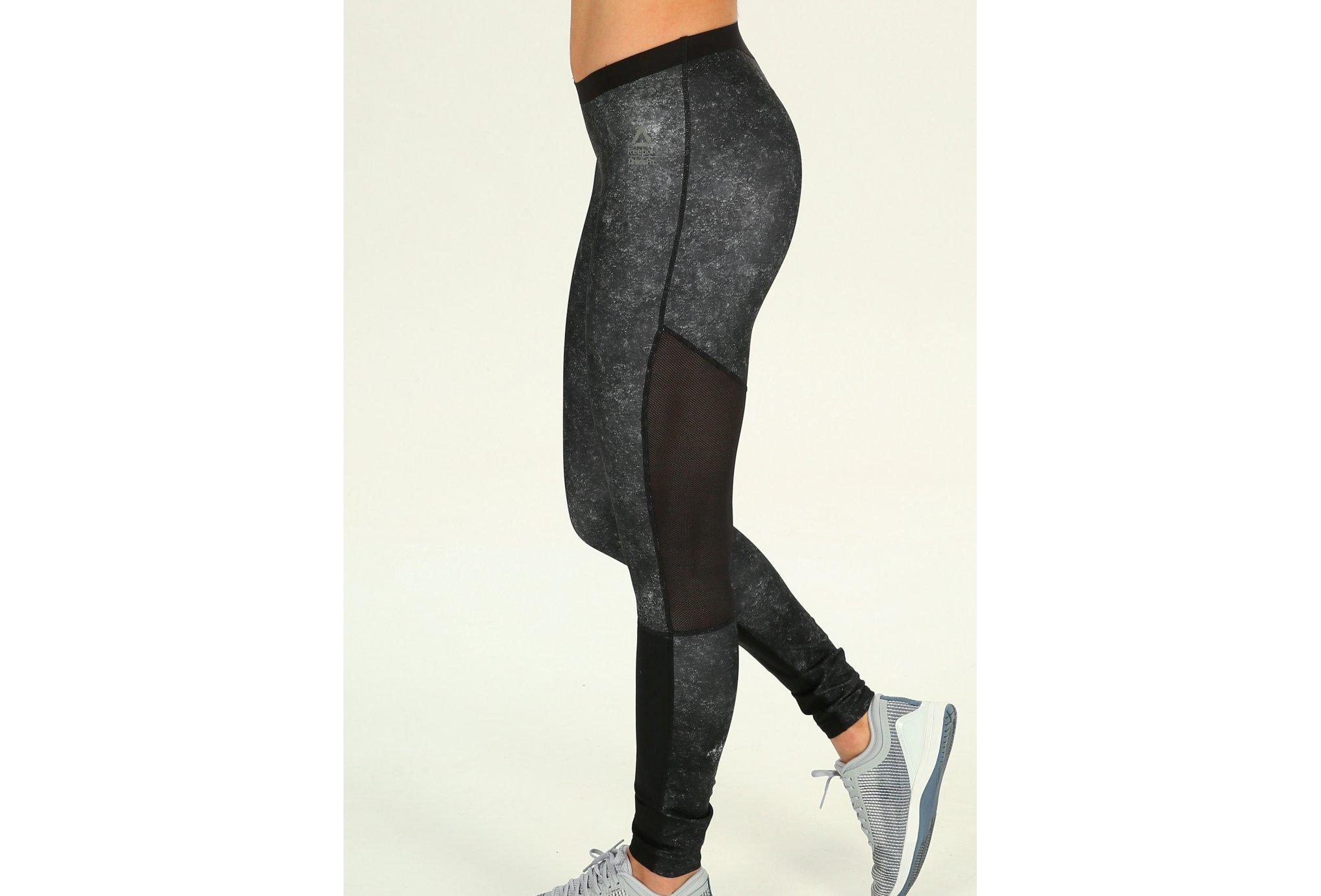 Reebok CrossFit AOP W vêtement running femme