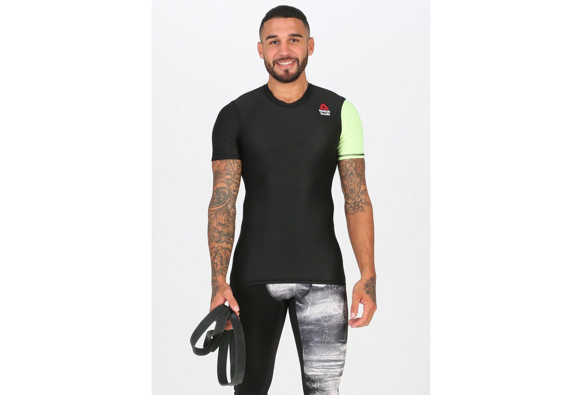 Reebok CrossFit Compression M Diététique Vêtements homme