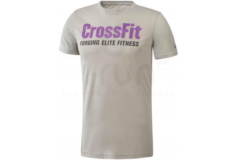 Reebok Camiseta manga corta CrossFit FEF