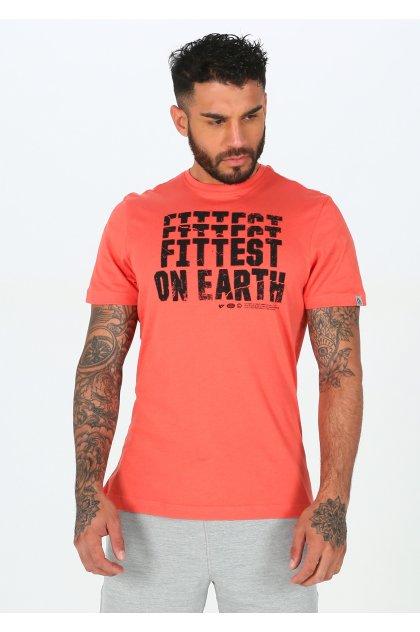 Reebok camiseta manga corta Crossfit Games Earth