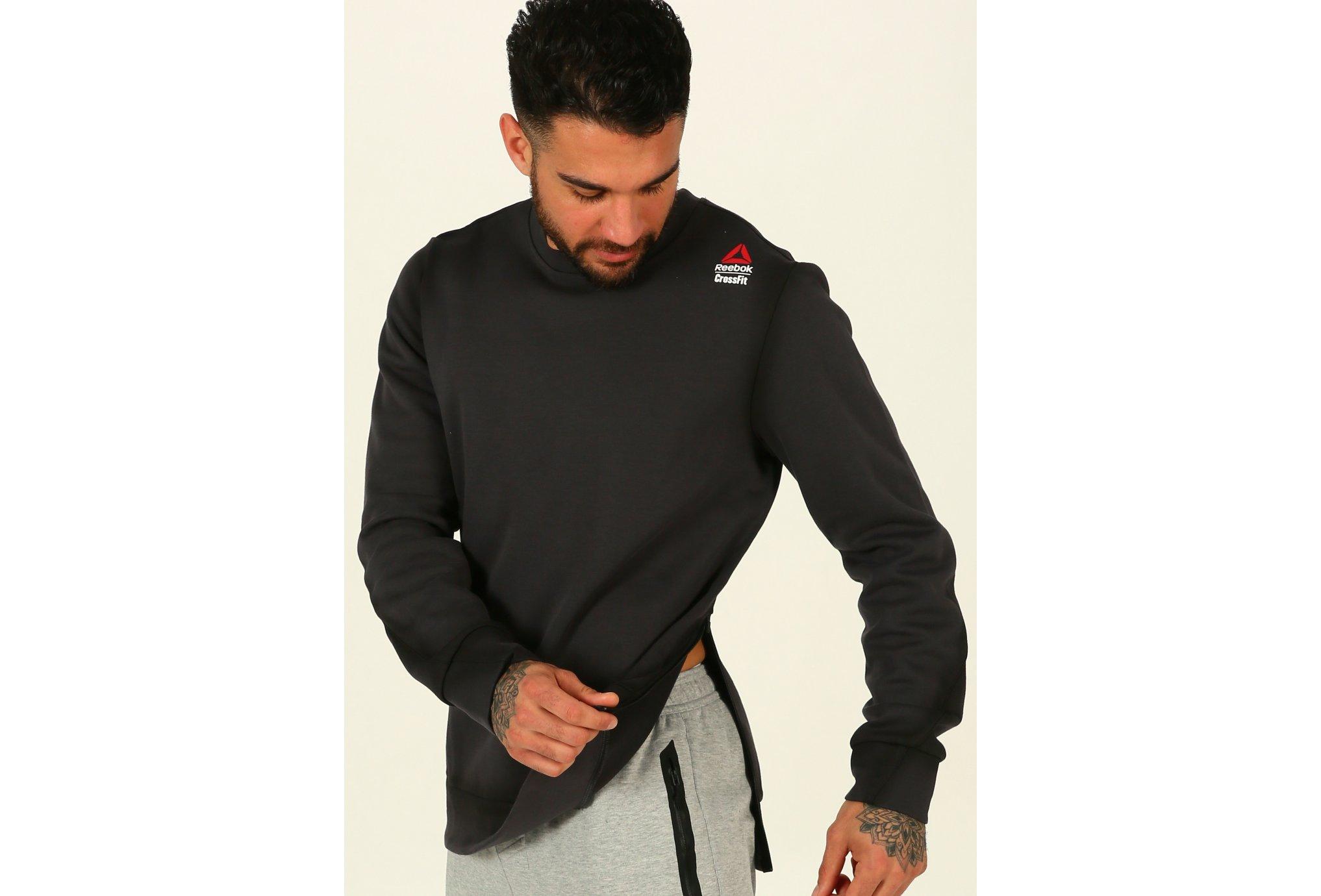 Reebok CrossFit Fleece M vêtement running homme