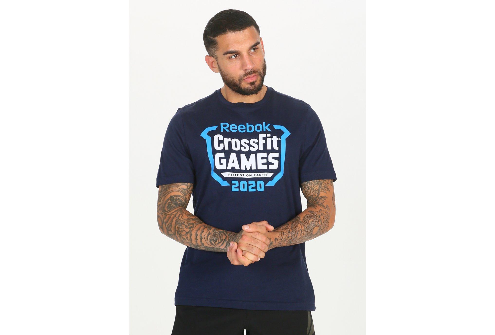 Reebok Crossfit Games Crest M vêtement running homme