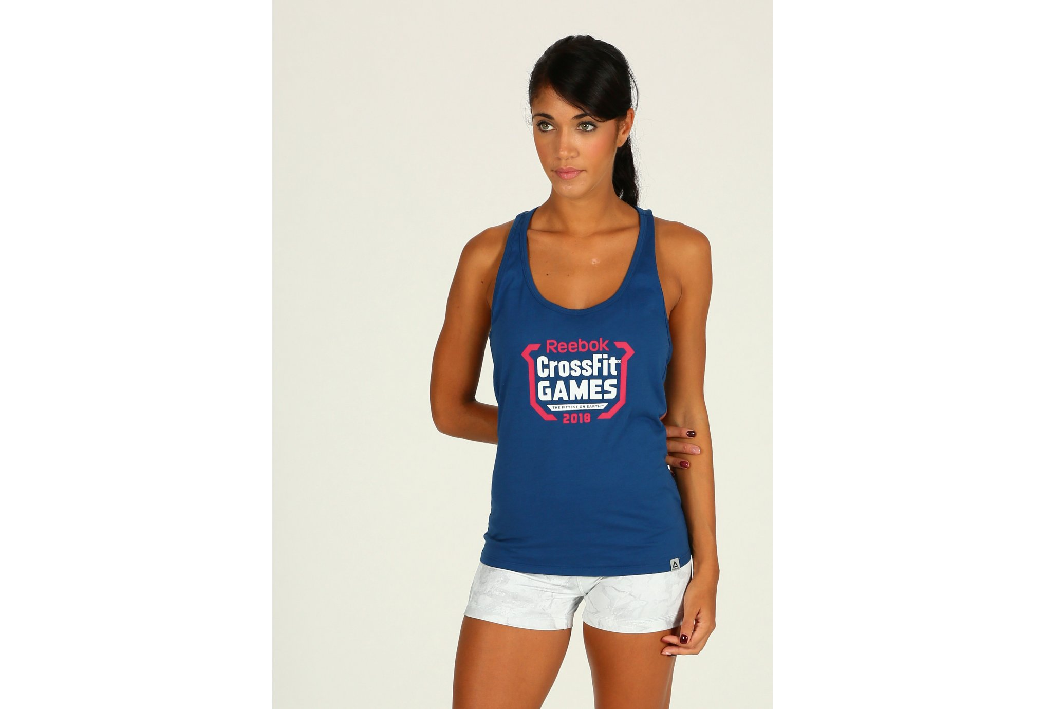 Reebok Crossfit Games Crest W Diététique Vêtements femme