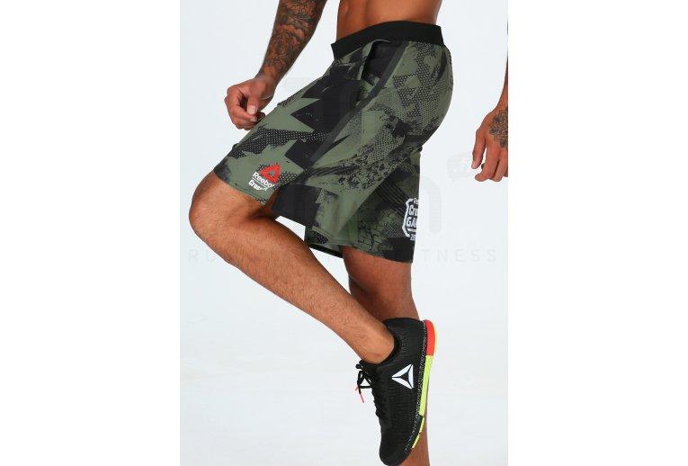 nueva productos Estados Unidos verdadero negocio Reebok pantalón corto Crossfit Games Speed   Hombre Ropa Crossfit ...