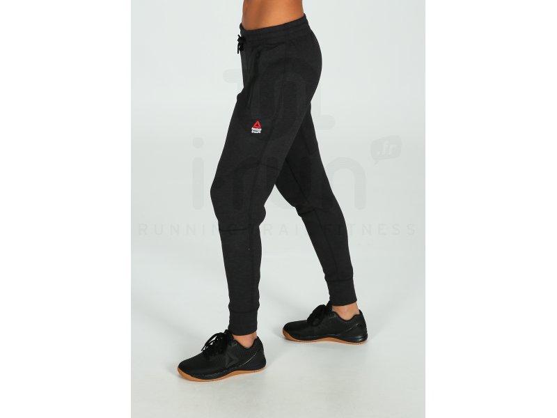 4c085b45ed116 Reebok CrossFit Jogger W pas cher - Vêtements femme running Sportswear en  promo