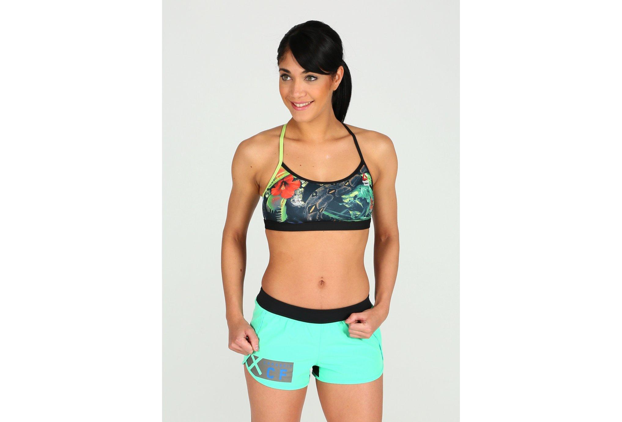 Reebok CrossFit Jungle W Diététique Vêtements femme