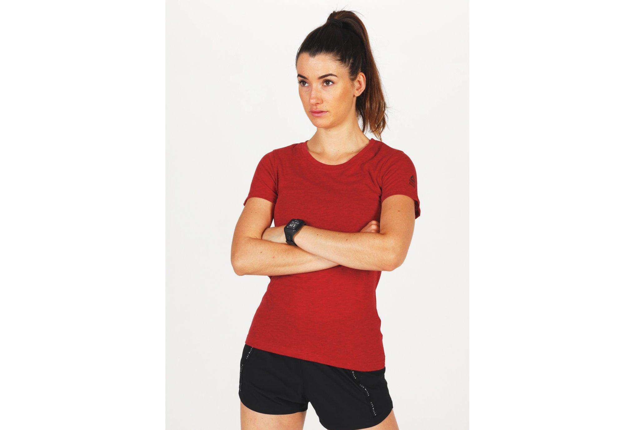 Reebok Crossfit Poly Blend W Diététique Vêtements femme
