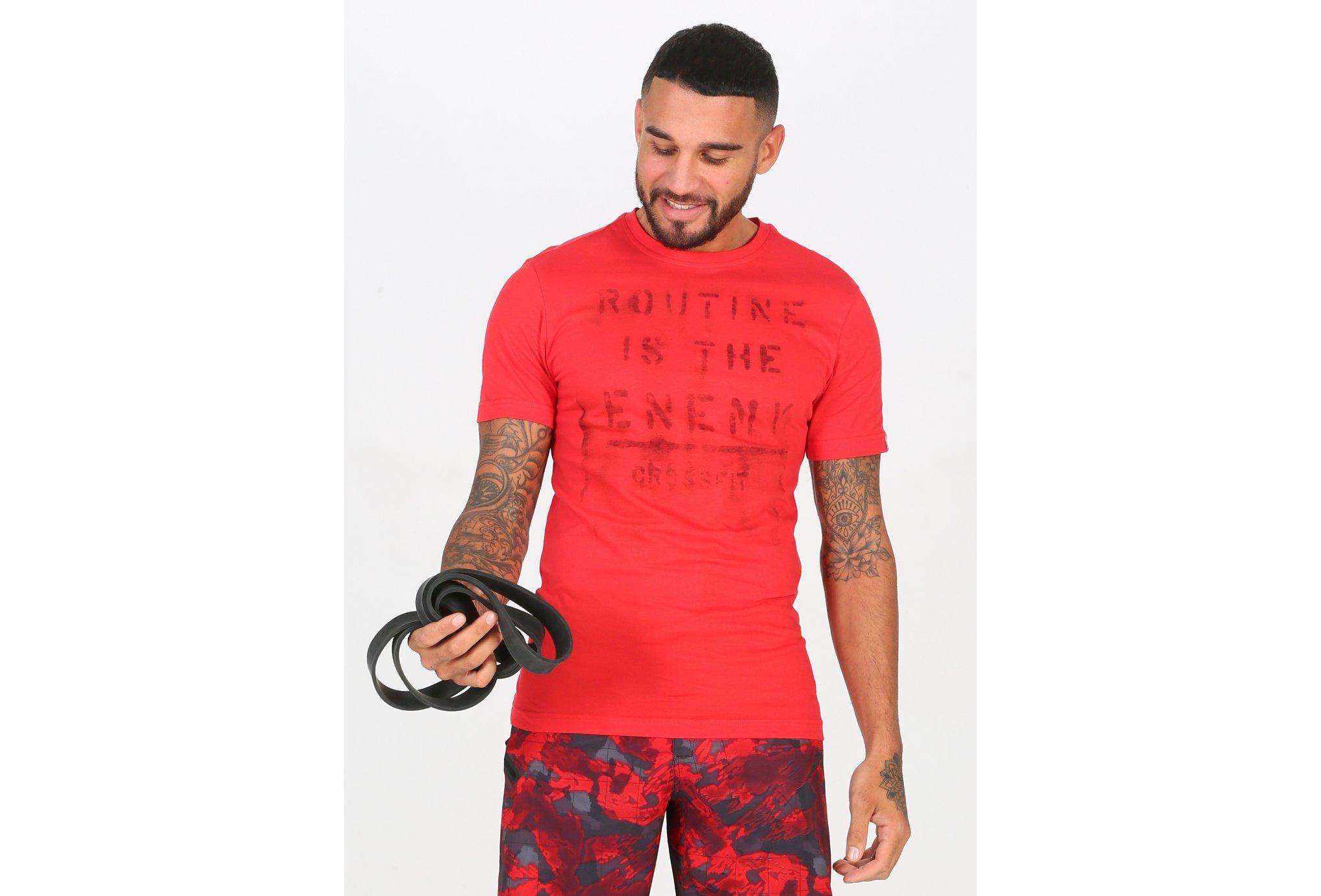 Reebok Crossfit Routine M vêtement running homme