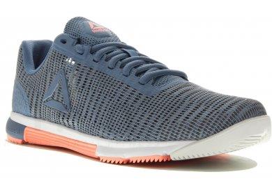 Reebok Crossfit Speed TR Flexweave W pas cher - Chaussures running ... ccc4a7d8a83d