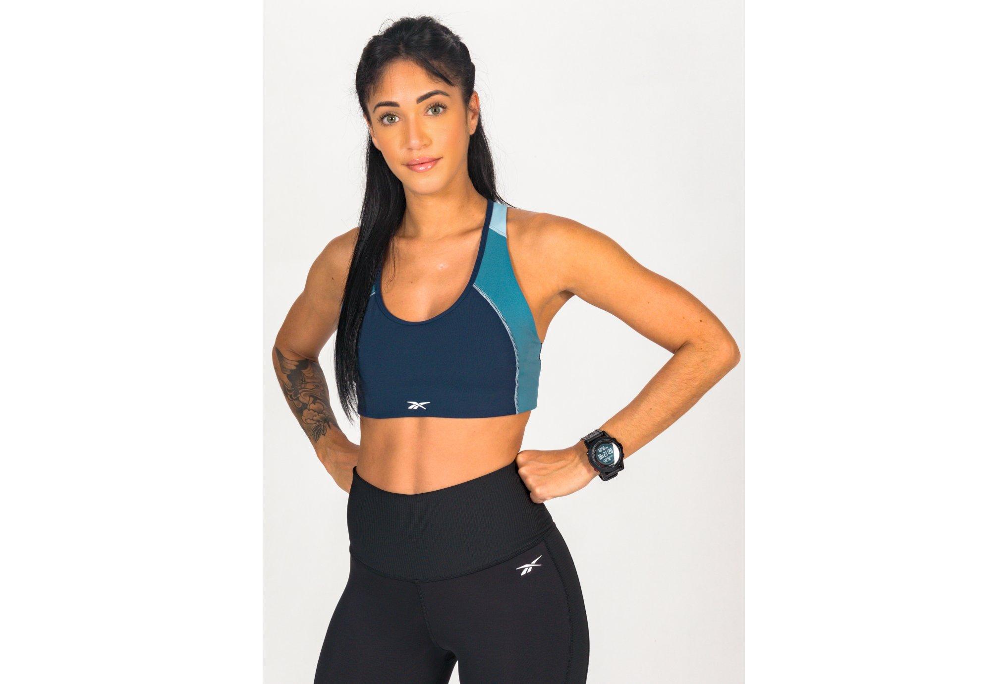 Reebok Lux Racer Colorblock vêtement running femme