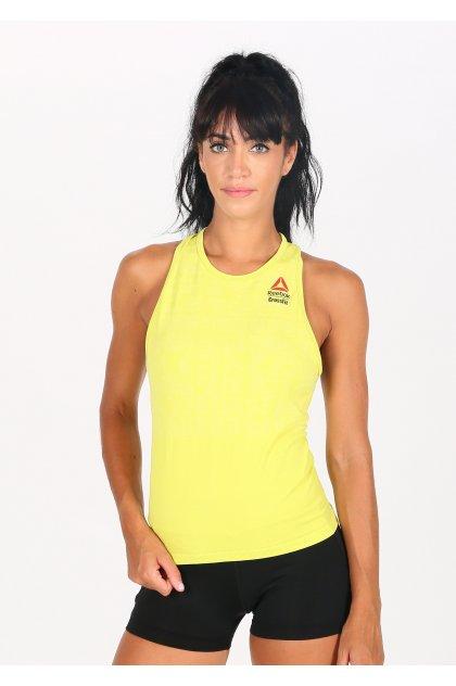 Reebok camiseta de tirantes Myoknit CrossFit games