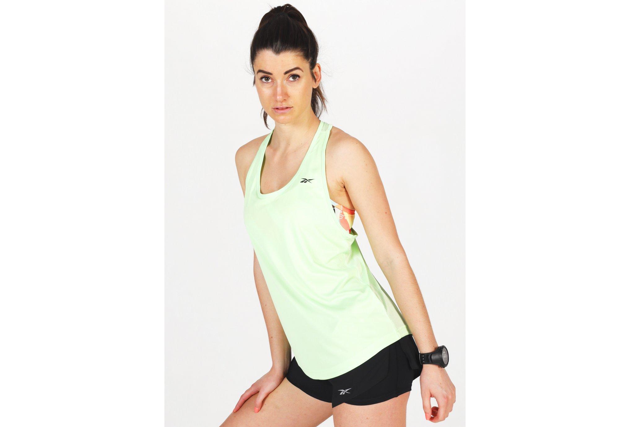 Reebok Perform Mesh W vêtement running femme