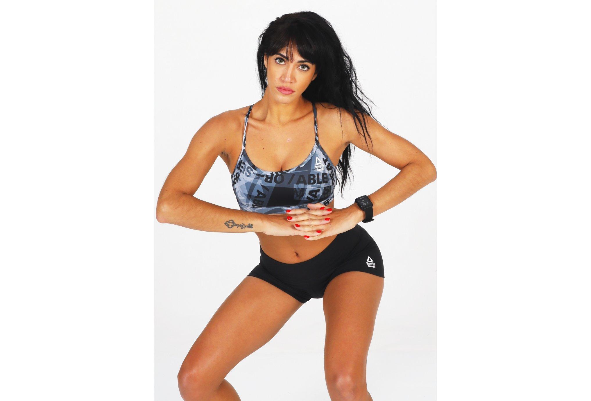 Reebok RC Skinny AOP vêtement running femme