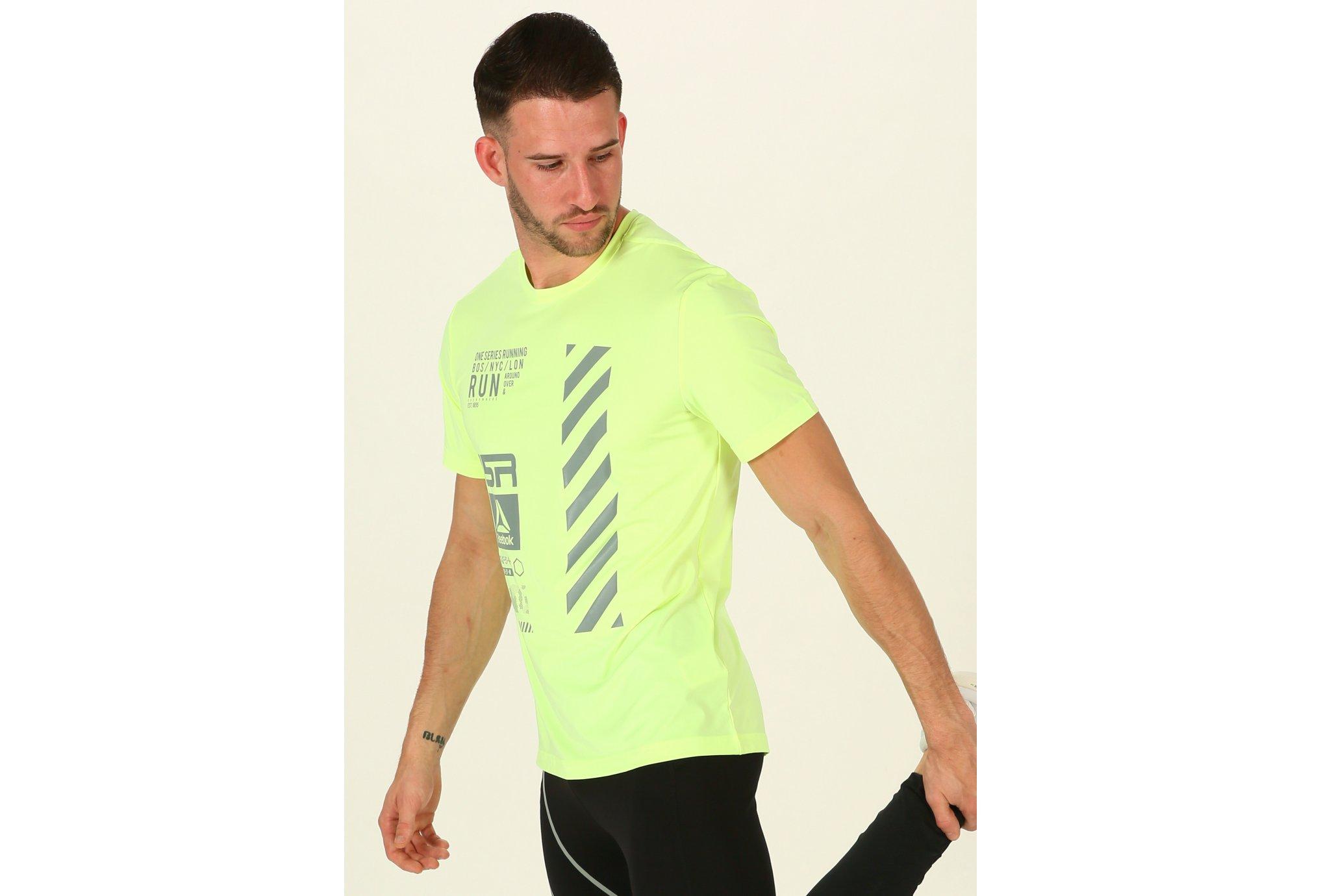 Reebok Running Reflect M vêtement running homme