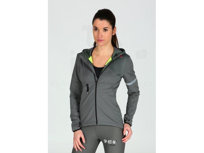 Vêtements W Femme Spartan Reebok Fitness Hexawarm Training 1JFTlcK3