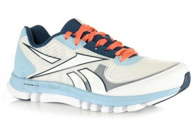 Reebok Sublite Duo Rush W pas cher - Destockage running Chaussures ... 546398c9f4