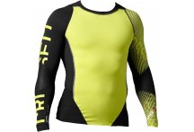Reebok Camiseta manga larga CrossFit Midweight Compression