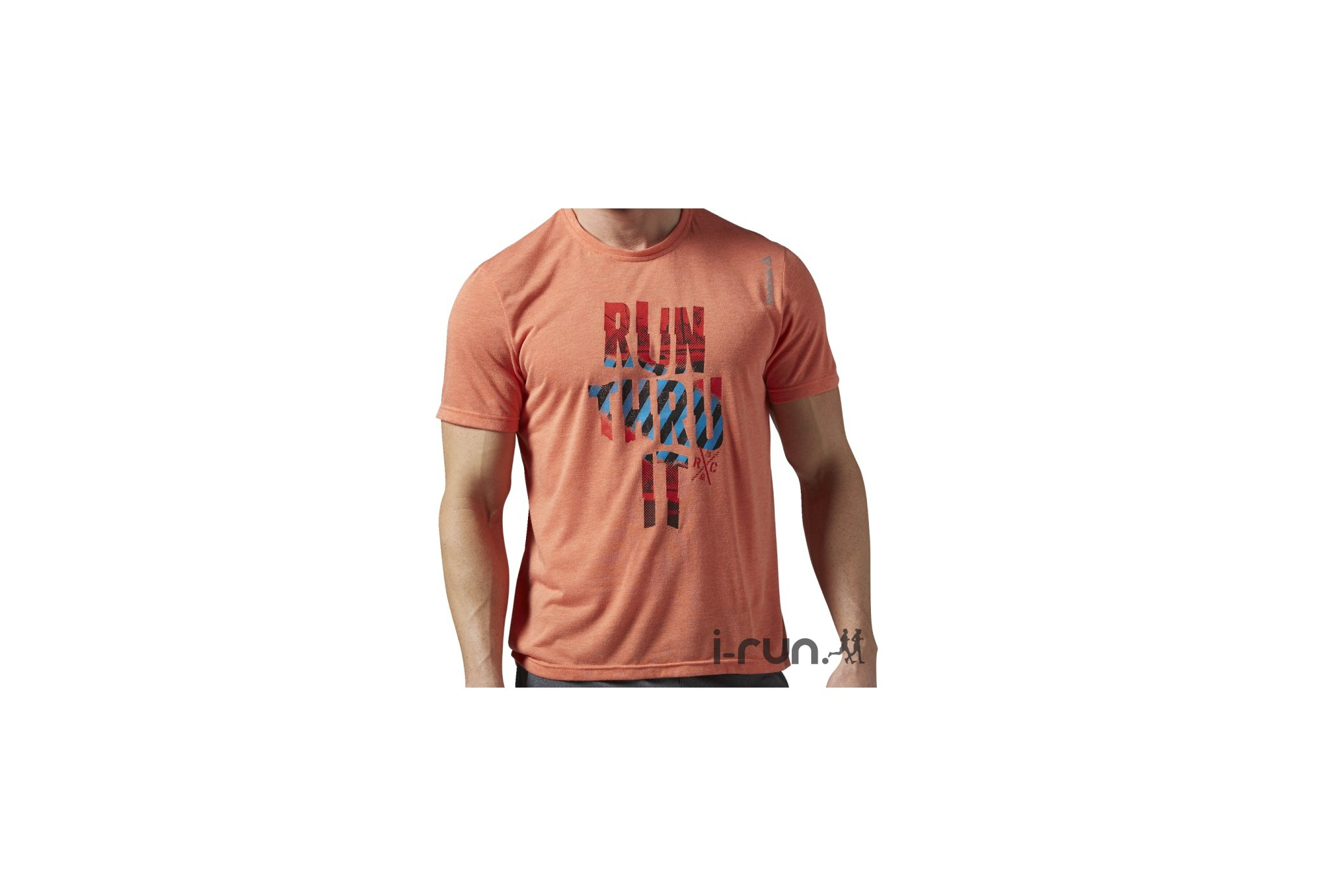 Reebok Tee-shirt Running Essentials M vêtement running homme