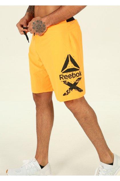 Reebok Pantalón corto Training 2 en 1