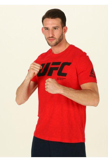 Reebok Camiseta manga corta UFC FG Logo