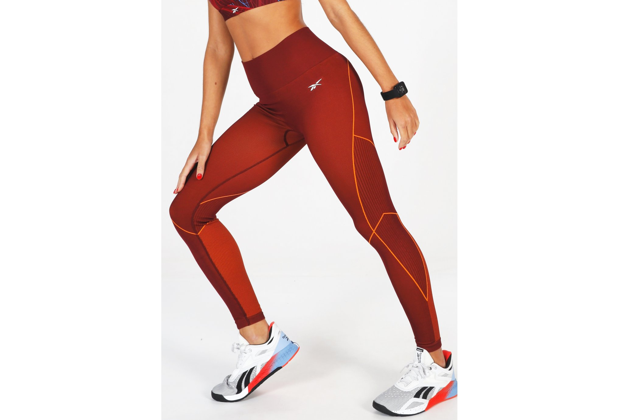 Reebok Workout MYT 7/8 W vêtement running femme