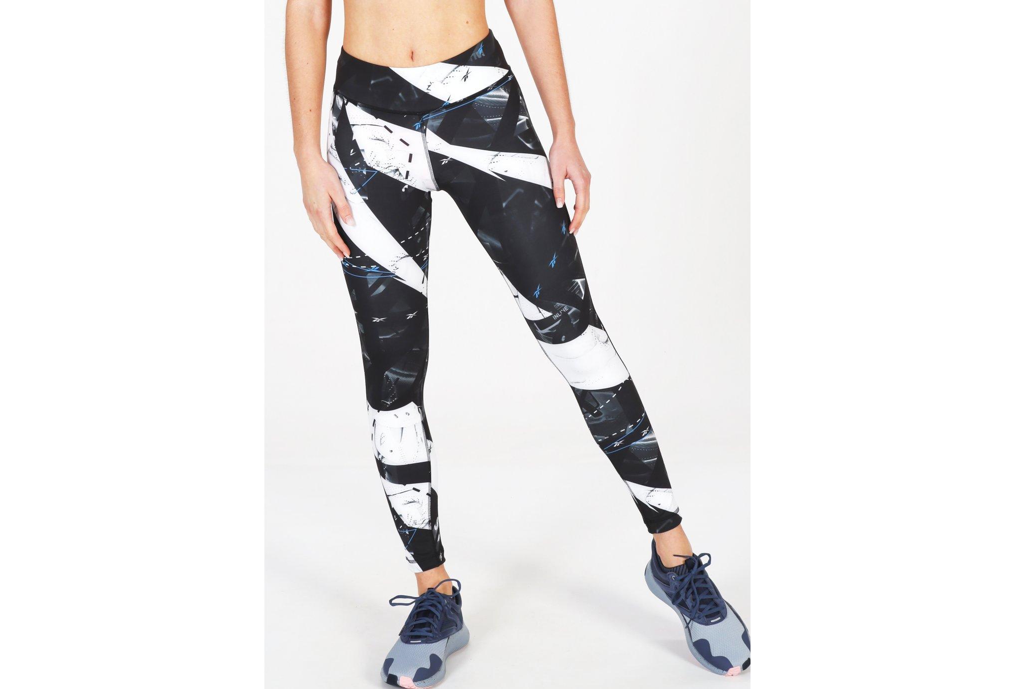 Reebok Workout Ready AOP W vêtement running femme