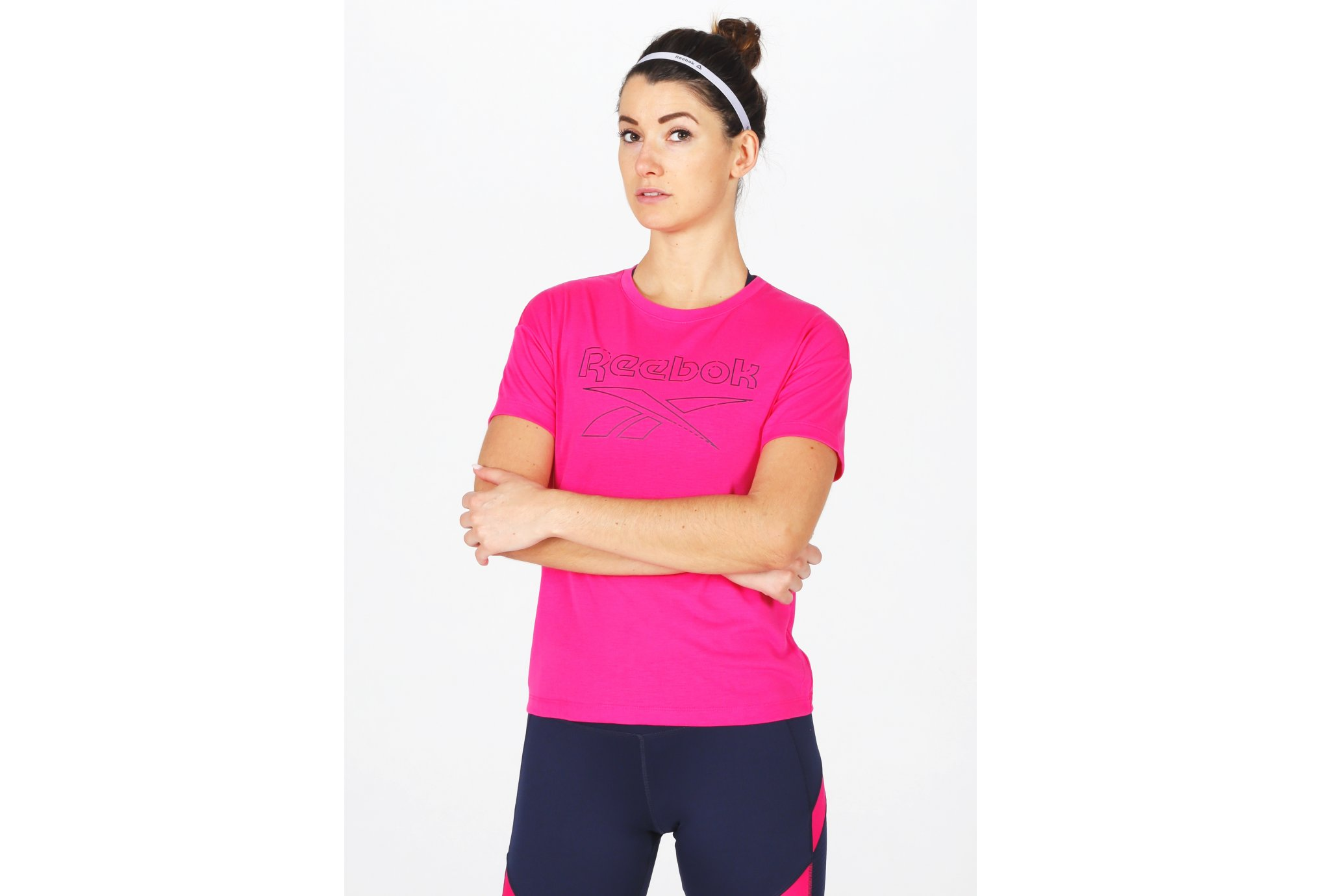Reebok Workout Ready Supremium W vêtement running femme
