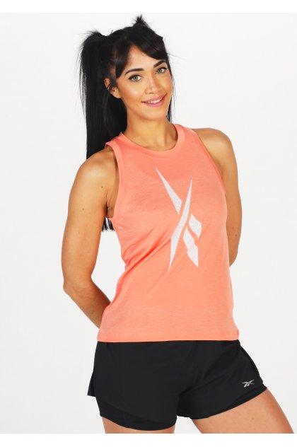 Reebok camiseta de tirantes Workout Ready Supremium