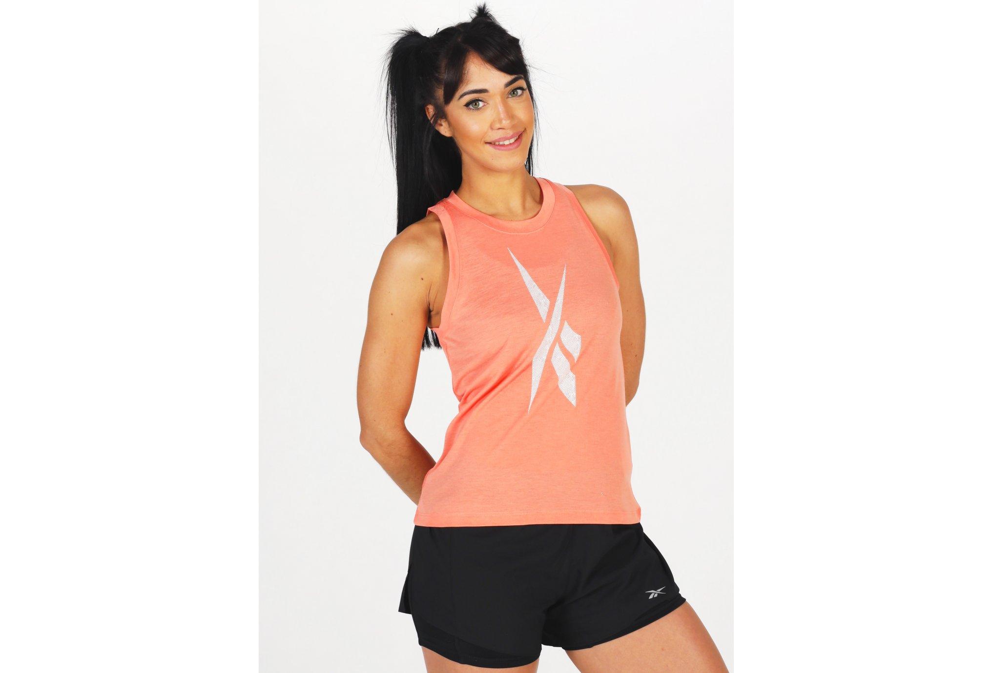 Reebok Workout Ready Supremium W vêtement running femme