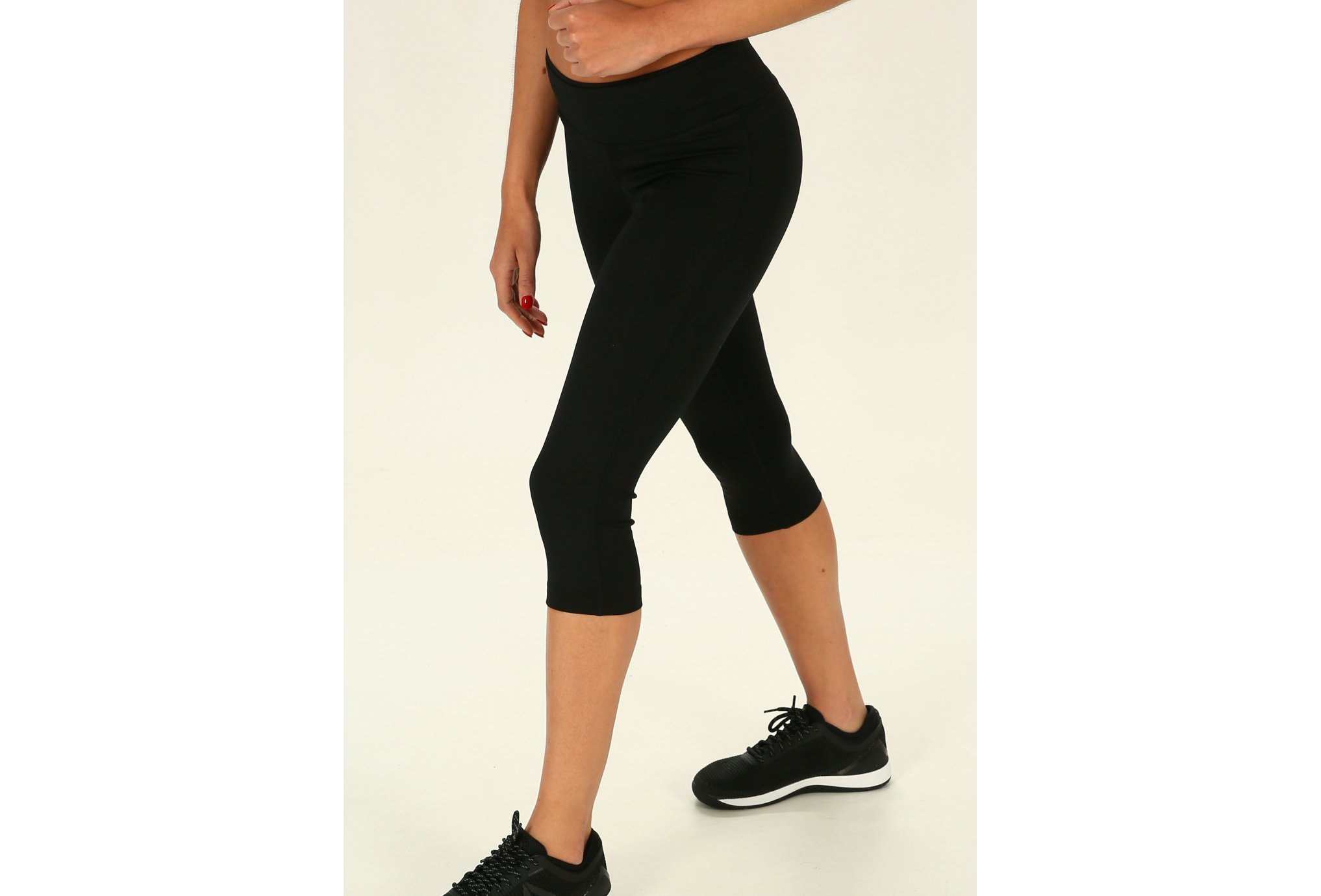 Reebok mallas 3/4 Workout Ready vêtement running femme