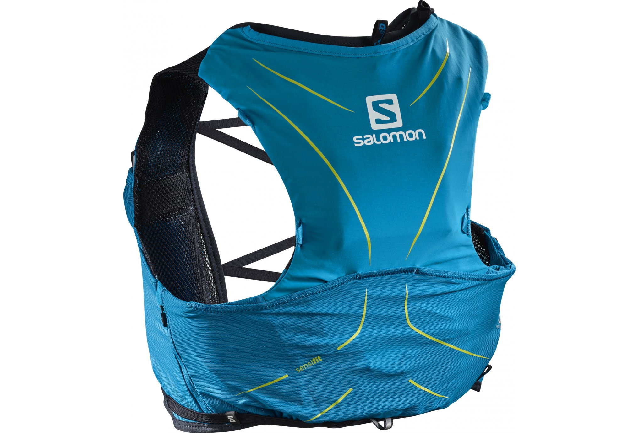 meilleures baskets 26702 fed94 Trail Session - Salomon ADV SKIN 5 SET Sac hydratation / Gourde