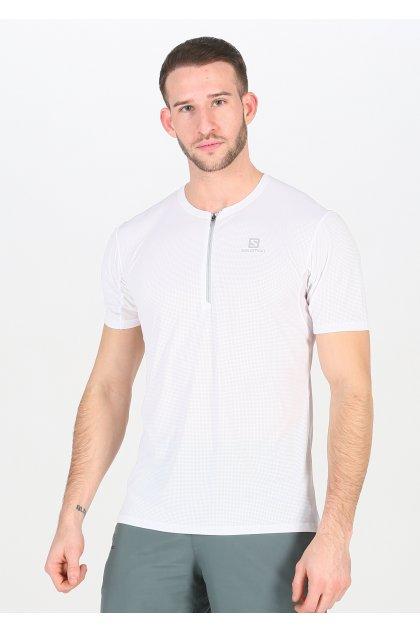 Salomon camiseta manga corta Agile HZ