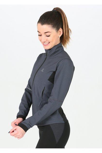 Salomon chaqueta Agile Softshell